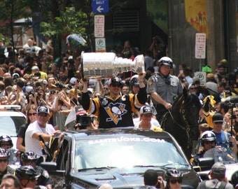 Pittsburgh Penguins Parade 2016