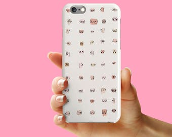 Boobs Tits Clear iphone 6s plus case iphone 6 plus case  iPhone SE case iphone 4 case iphone 4s case iPhone 7 plus case iphone 7 case