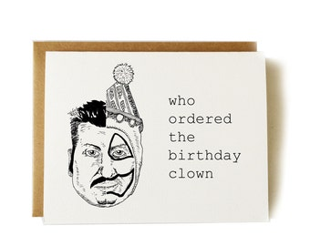 john wayne gacy birthday card