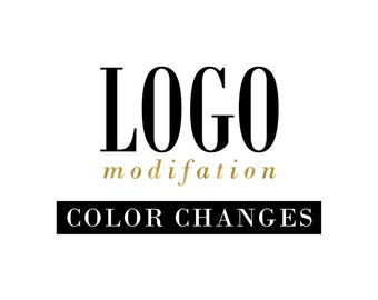 Color Changes for a Premade Logo