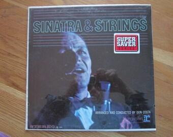 Frank Sinatra Factory Sealed Unopened LP Vinyl Record R9-1004   Reprise Label