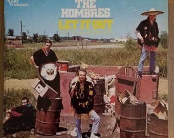 The Hombres Garage Psych Rock LP Let It Out 1968 Verve Forecast Memphis
