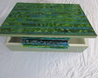Decoupage Box /Jewelry Box /Organizer /Storage