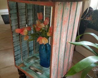 Crate Endtable