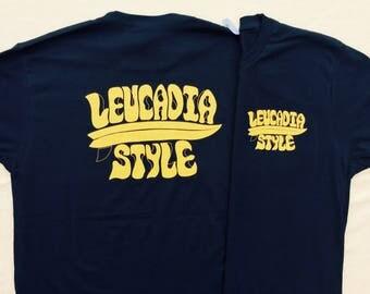 Old Leucadia Style Logo Design