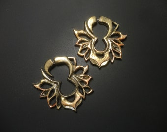 Bronze Elegant Fake Gauges