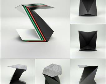 Metal chair Z1