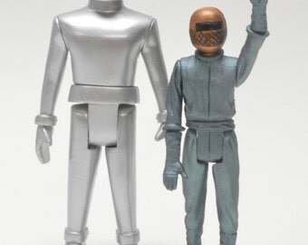 Gort and Klaatu Action Figure 2 pack