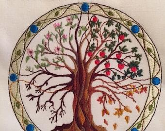Four Seasons Tree of Life 200 x 200