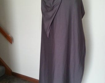 Brown Hooded Cloak 132234