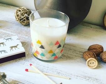 NORDIC Natural Scented Candle