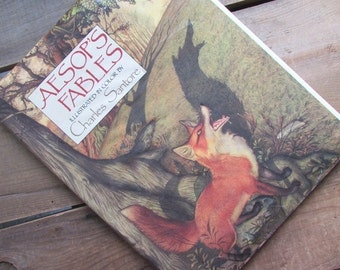 Aesop's Fables Charles Santore Illustrator Accelerated Reader