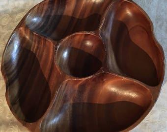 Vintage wood Tray