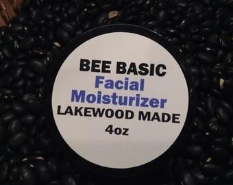 Organic Facial moisturizer, zinc oxide, sun protection, sensitive skin, face cream, facial cream, facial sunscreen, facial repair