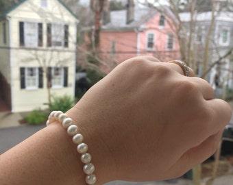 Small Freshwater Pearl Bracelet