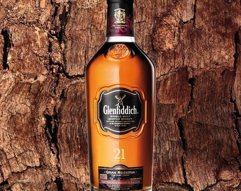 Glenfiddich 21 Years Print