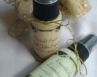 Handmade Body Mist, Essential Oil Spray, Spiritual Mist, Gemstone Fragrance Spray, Body mist, Handmade body spray, Aromatherapy spray