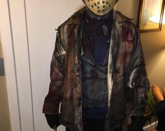 Jason Voorhees Freddy vs Jason style costume