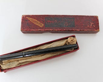 The Swan pen by Mabie Todd and Bard New York early 1900s