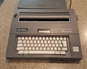 Smith Corona DX 4000 Typewriter