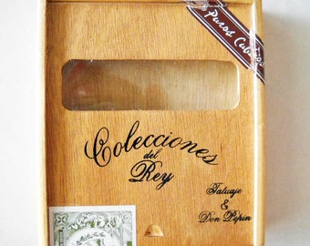 Small Cigar Box For Crafting