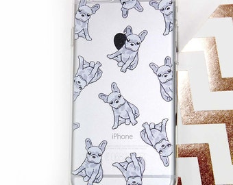 iPhone case 'Frenchie'