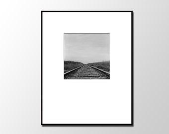 Tracks Through the Llano