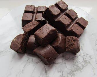 Simple Chocolate Fudge - Soft Indulgent Sweet