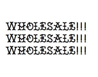 Wholesale Temp Tats