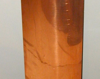 "12"" x 36"" Copper Sheet Metal arts and crafts metal working brand new"