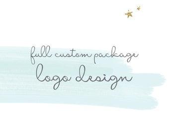 Full Logo Design Package