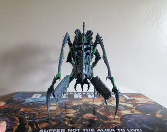 Made To Order Scratch Built/Kit Bashed Plastic Tyranid Heirophant (Made To Order)