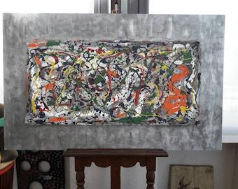 Pollock I love!!!