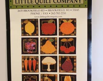 Delicious #146 quilt blocks pattern