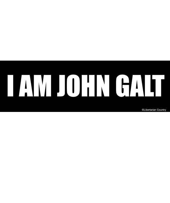Description john galt