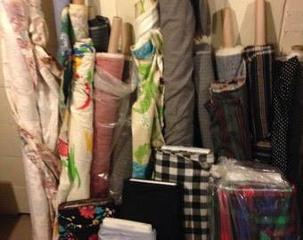 200 Yards of Cotton Fabric