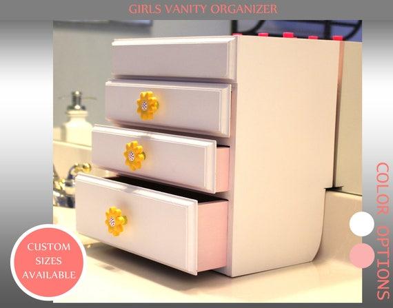 girls accessories box hair clip organizers hair accessory. Black Bedroom Furniture Sets. Home Design Ideas