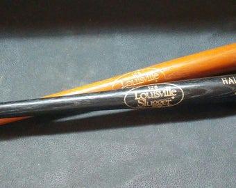 Cooperstown Baseball Hall of Fame Souvenir Bats