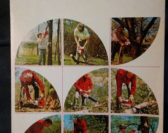 1970's Remington Chain Saws Sales Brochure