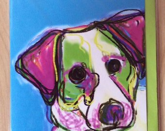 Coral the Jack Russell