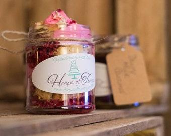 Raspberry Ripple CakeJar