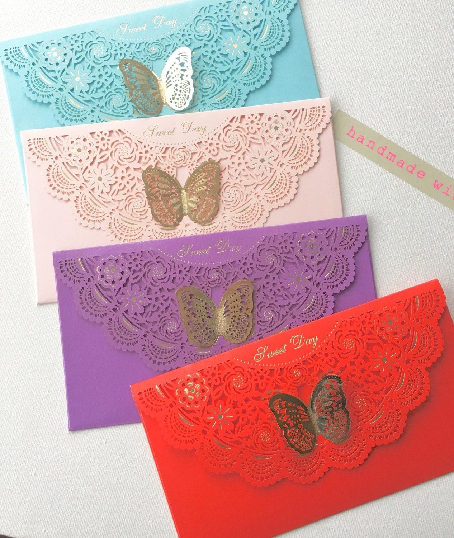 Download Butterfly Money Envelope Loot Money Gift Birthday