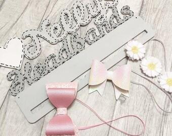 Headband holder | Bow Holder | headbands | headband storage