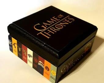 Game of Thrones boîte à souvenirs