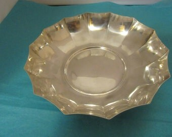 TIFFANY& CO sterling silver bowl