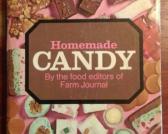 Homemade Candy Cookbook