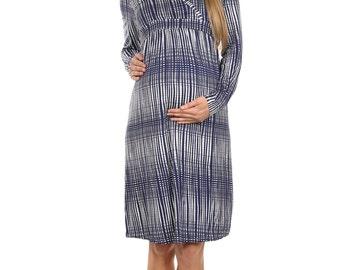 Nala Maternity and Nursing Dress