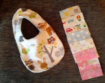 Bitty Baby Style-infant bib