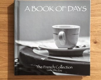 A BOOK OF DAYS - The French Collection perpetual calendar