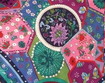 Vintage Jane Shilton silk scarf